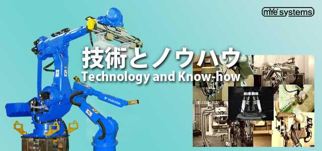 マイシステムズの技術とノウハウ